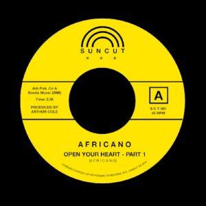 Africano - Open Your Heart