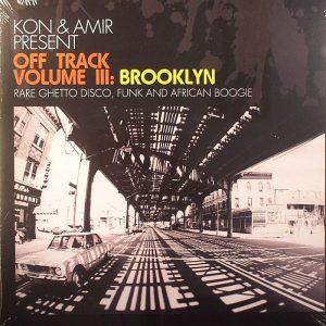 Off Track Volume III: Brooklyn