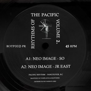 Various ‎– Rhythms Of The Pacific Volume 2