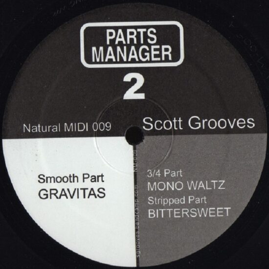 Scott Grooves - Parts Manager 2
