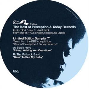 The Best Of Perception Today Records