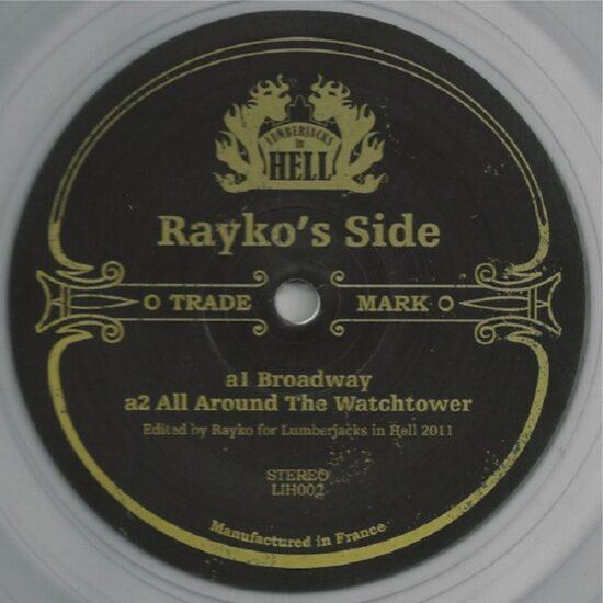 Rayko / Em Vee - Lumberjacks In Hell 002