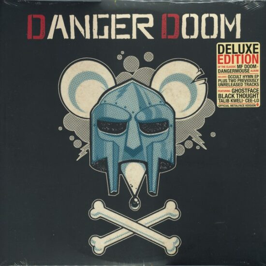 Danger Doom – The Mouse And The Mask