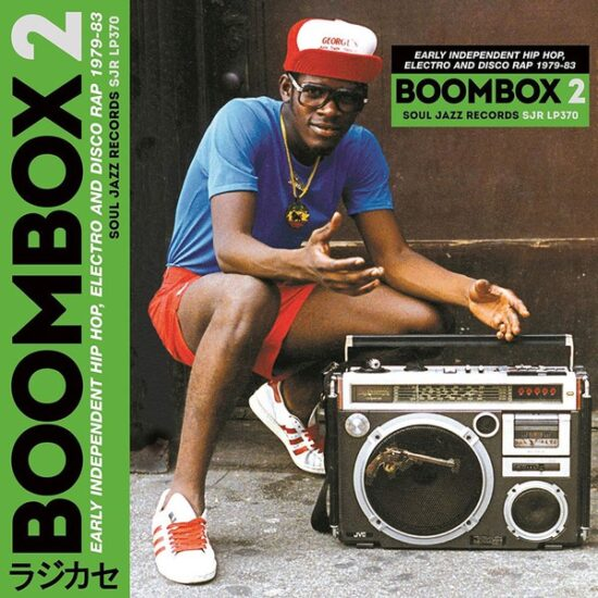 Various – Boombox 2 (Early Independent Hip Hop, Electro And Disco Rap 1979-83) (3xLP, Comp)