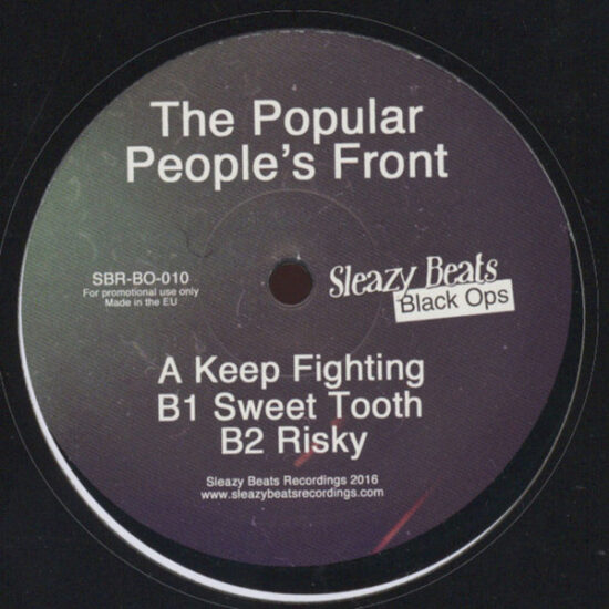 The Popular People's Front ‎– EP