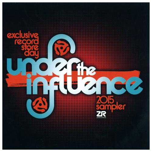 Various – Under The Influence 2015 Sampler