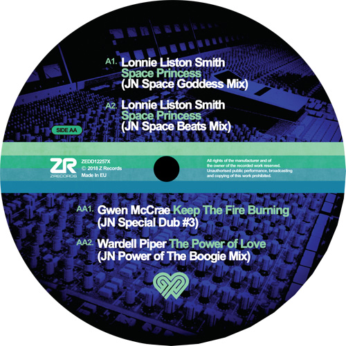 """Various Artists - Remixed With Love - Special Release (12"""")"""